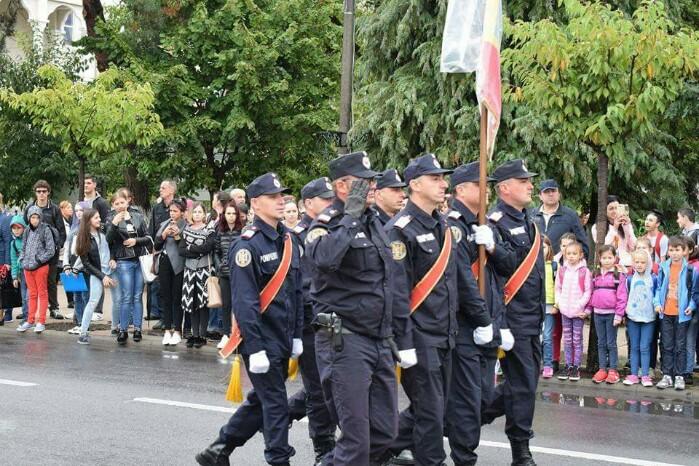 Ceremonie de amploare în Negrești-Oaș. Pompierii și-au sărbătorit ziua (Foto)