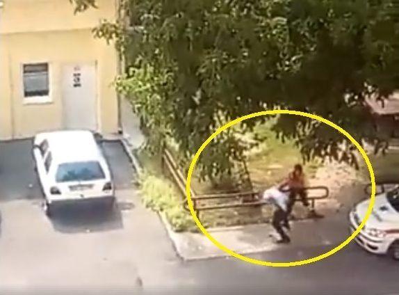 Polițistul care și-a agresat soția, cercetat disciplinar