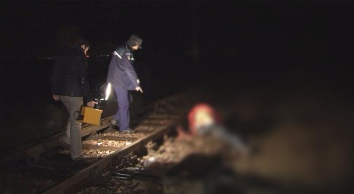 Tânăr de 18 ani, spulberat de tren