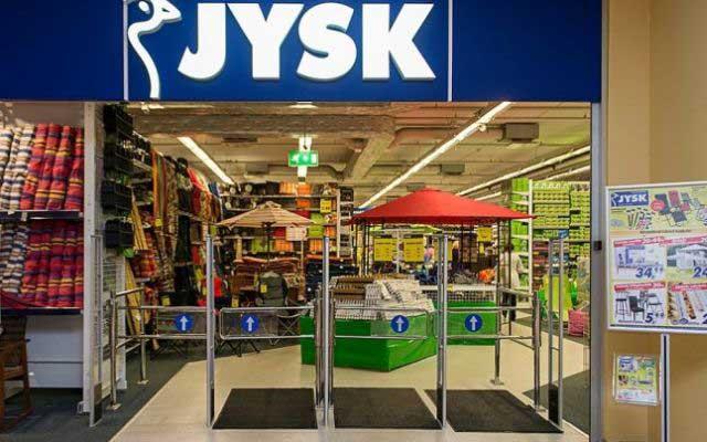 Angajări la JYSK. 20 de posturi vacante în magazinele din țară