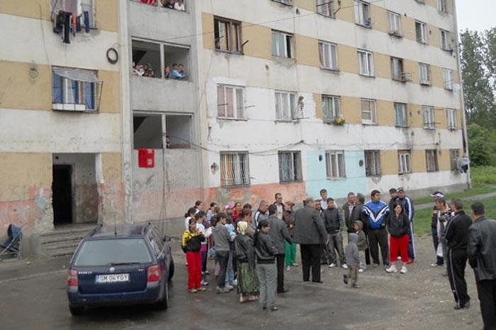 Descinderi pe Ostrovului. Ce caută polițiștii