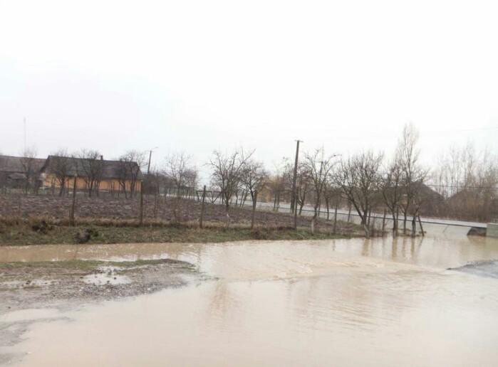 Atenționare de inundații ! Mai multe râuri vizate