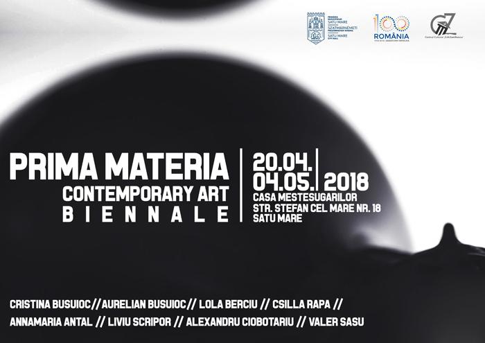 Expoziție de artă contemporană și eveniment literar