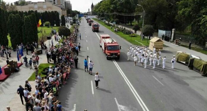 """Manifestări dedicate """"Zilei Pompierilor din România"""" (Foto)"""