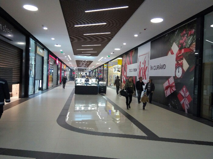 Shopping City Satu Mare si-a deschis portile (Fotogalerie)