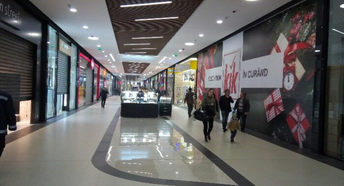Shopping City Satu Mare si-a deschis portile (Fotogalerie)