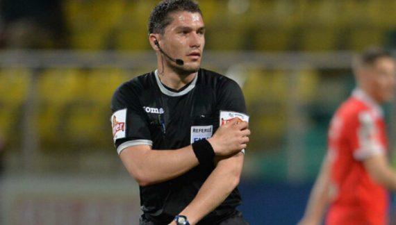 Careianul Istvan Kovacs, delegat în Europa League