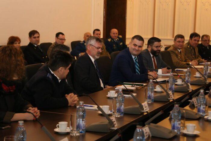 Sedinta de bilant. Ministrul Gabriel Les prezent la eveniment (Foto)