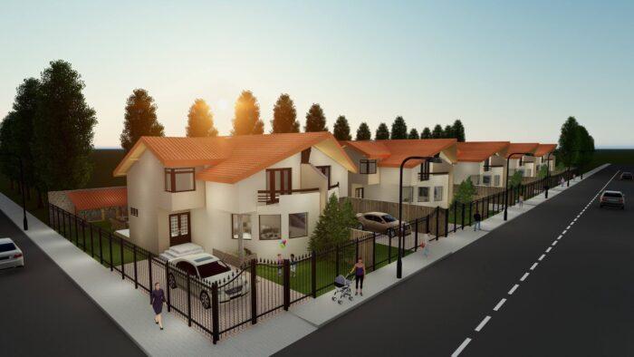 Ansambluri rezidențiale noi în Satu Mare