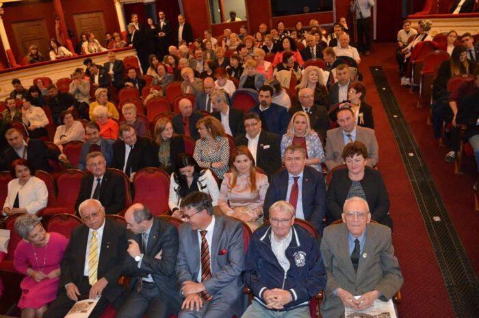 Centenarul eliberării Sătmarului. Moment emoționant la Teatru (Foto)
