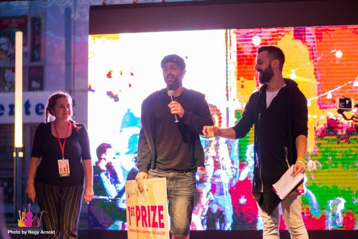 Premii de mii de euro date unora dintre invitații la Street Music Festival 2019 (galerie foto-video)