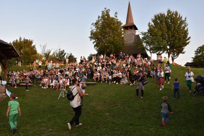 FOTO. Peste 600 de copii de acasă și din diaspora au participat la Tabăra de creație de la Muzeul în Aer Liber