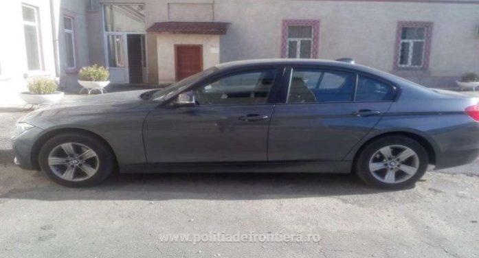 Un sătmărean a trecut liniștit frontiera cu un BMW furat. Cum și când s-a descoperit totul
