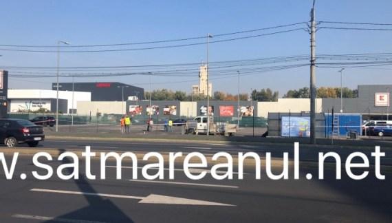 În sfârșit! Începe construcția McDonalds Satu Mare (foto)