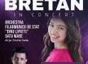 Laura Bretan pentru prima dată în concert la Satu Mare