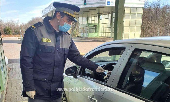 Bărbat căutat pentru săvârșirea a 26 de infracțiuni prins la Halmeu