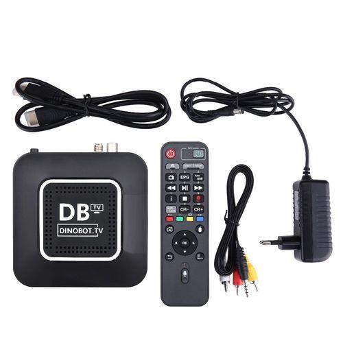 Dinobot UHD Combo Receiver mit Dualboot