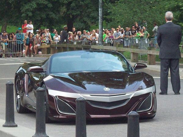Colin Sato Acura Discussion Acura News Acura NSX Concept Is Tony Starks New Ride In The
