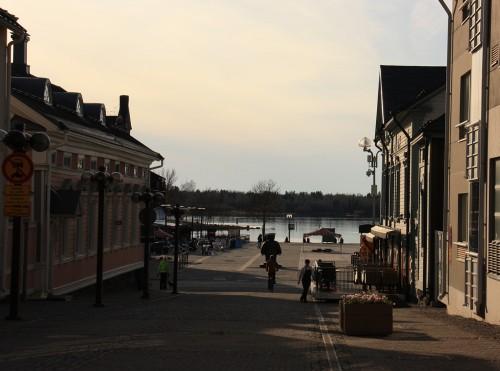 Oulu on kaunis kaupunki!