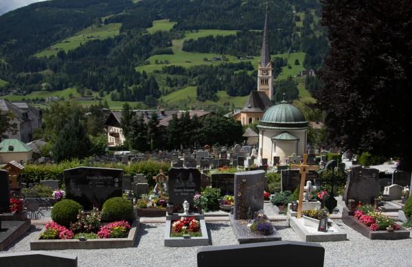 Bad Hofgastein - hautausmaa-6
