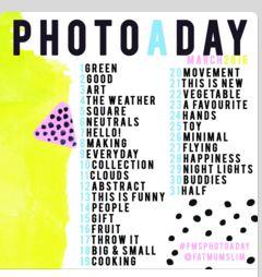 Photoaday