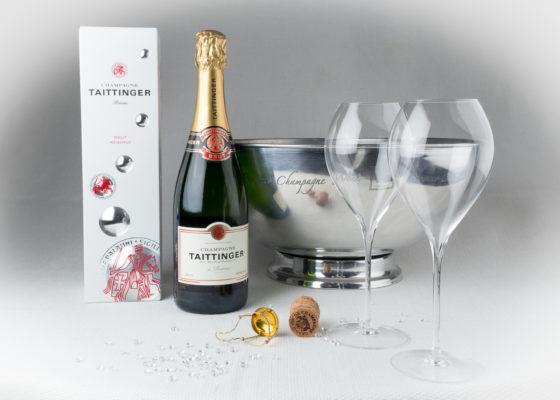 Samppanja, Lehmann, Taittinger 1-13