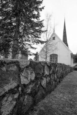 Hiljainen kaupunki - Tornion hautausmaalla_-2