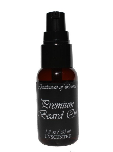 Gentleman of Leisure Beard Oil