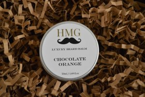 Heavy Metal Gentleman 'Chocolate Orange' Beard Balm