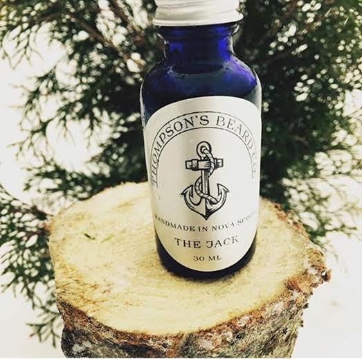 Thompson's Beard Co 'The Jack' Beard Oil