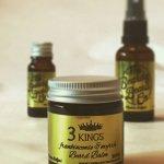 The Beardy Beard Company '3 Kings' Beard Balm