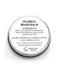 Mo Bro's 'Vanilla & Mango' Beard Balm