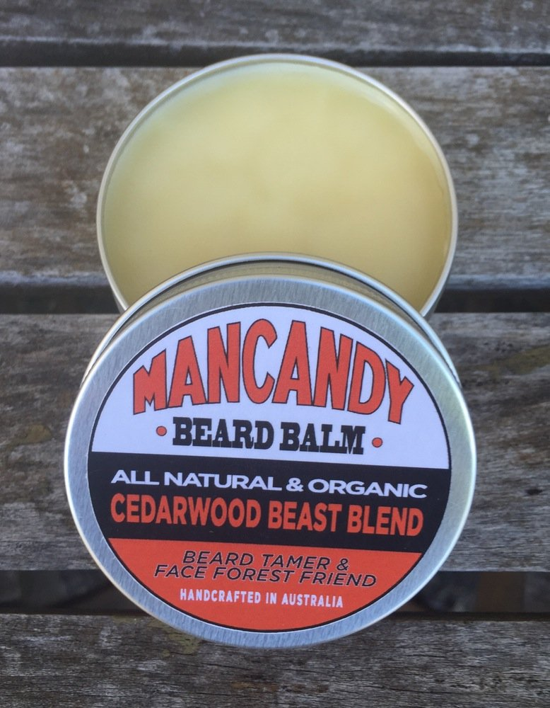 Review: ManCandy 'Cedarwood Beast Blend' Beard Balm