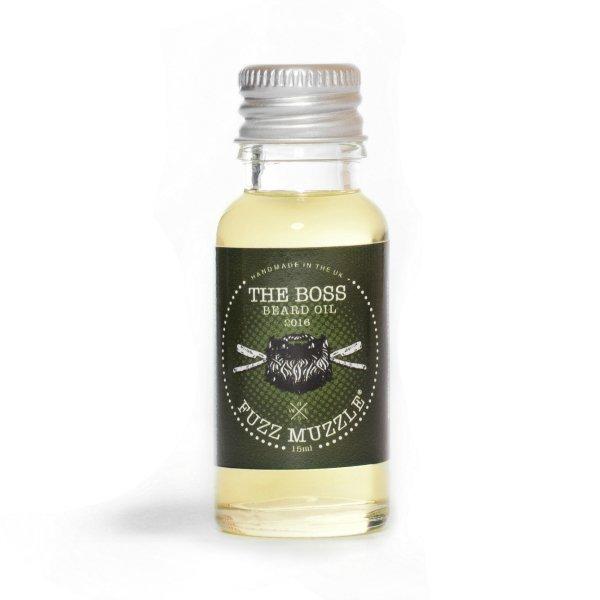 Fuzz Muzzle 'The Boss' Beard Oil