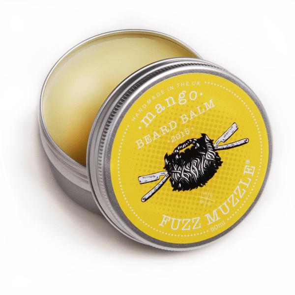 Fuzz Muzzle 'Mango' Beard Balm