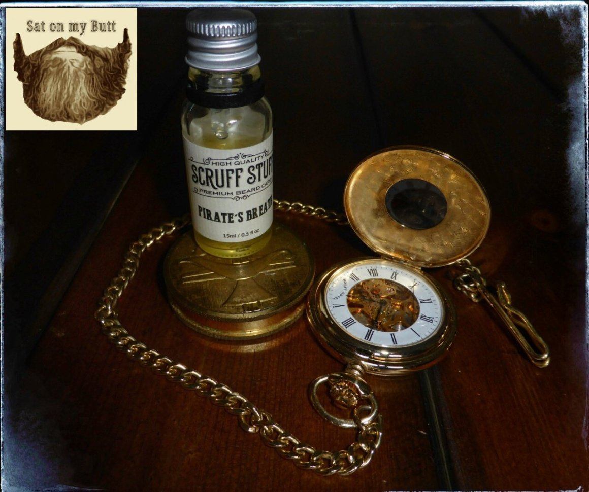 Review: Scruff Stuff New 'Pirate's Breath' Beard Oil