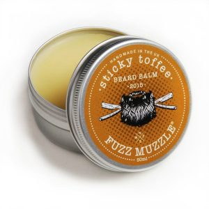 'Sticky Toffee' Beard Balm
