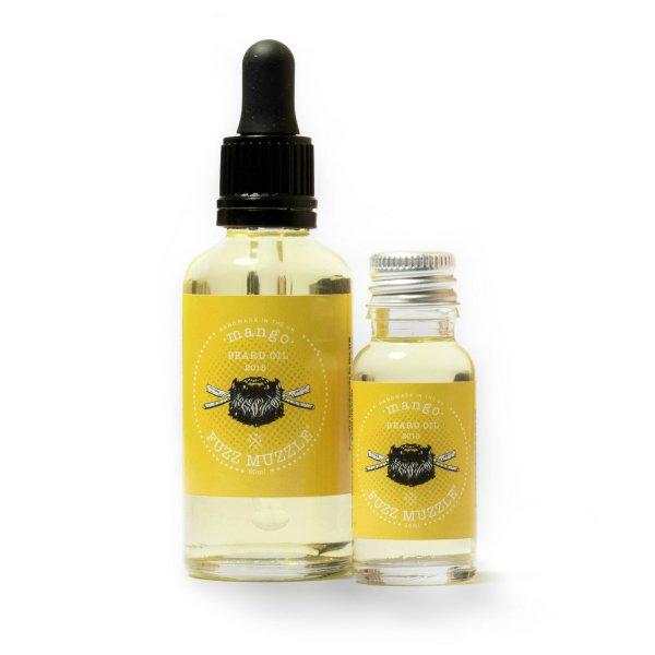 Review: Fuzz Muzzle 'Mango' Beard Oil