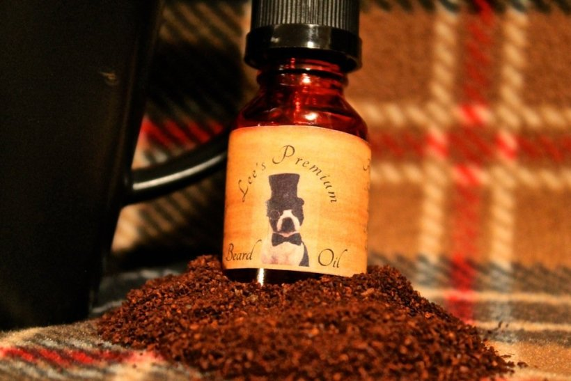 Lee's Premium Beard Products 'A Cup of Joe' Beard Oil