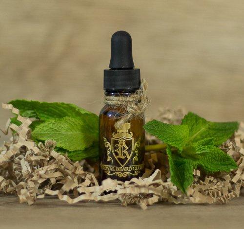 Review: Royal Beard Club 'Royal Mint' Beard Oil