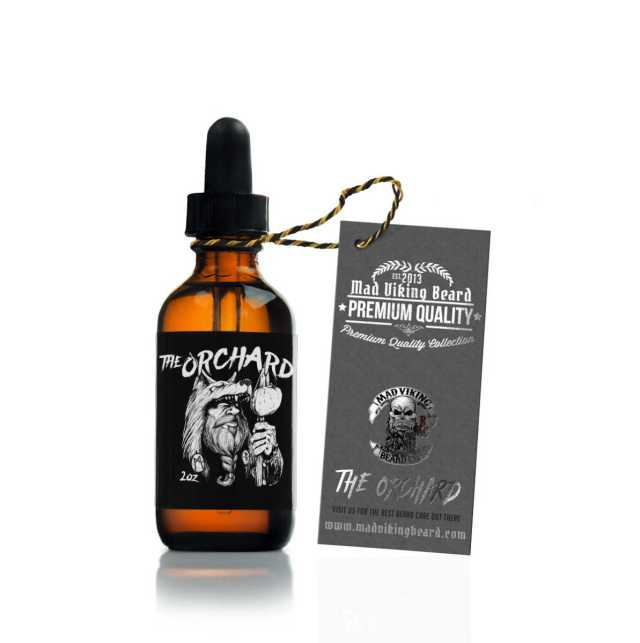 Review: Mad Viking 'Orchard' Beard Oil