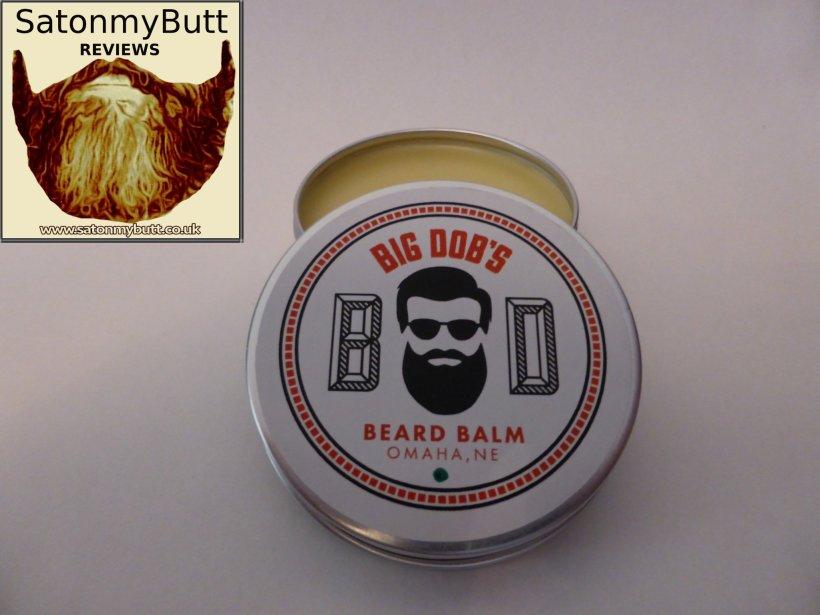 Big Dobs 'Classic Man' Beard Balm