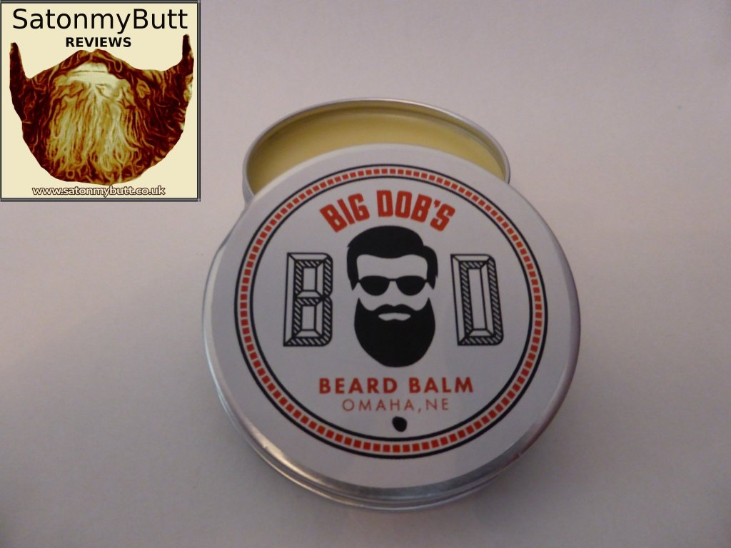 Big Dobs 'Bay Rum' Beard Balm
