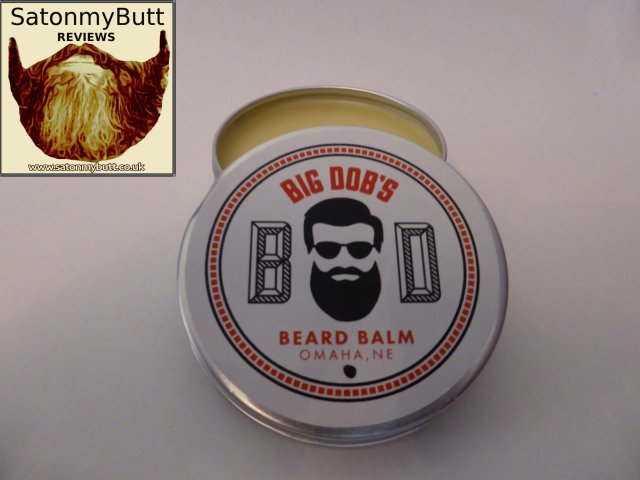 Review: Big Dobs 'Bay Rum' Beard Balm