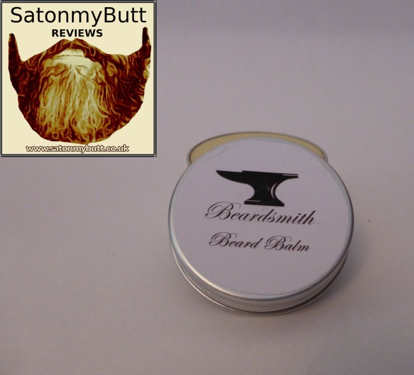 Beardsmith Beard Balm