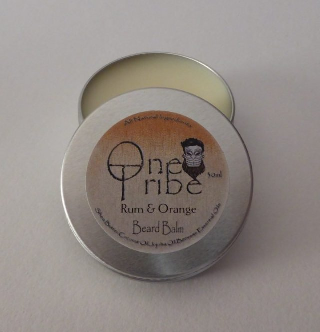 Review: One Tribe 'Rum and Orange' Beard Balm