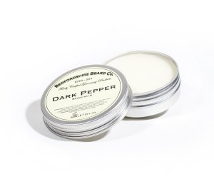 Bedfordshire Beard Co 'Dark Pepper' Beard Balm