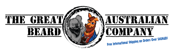 The Great Australian Beard Co logo