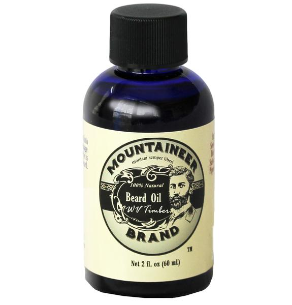 Review: Mountaineer Brand 'Timber' Beard Oil