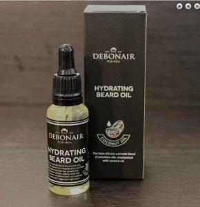 Debonair For Men Hydrating Beard Oil